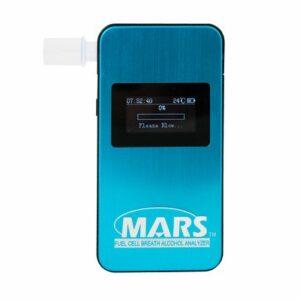 Tester trzeźwości - alkomat FITAlco Mars Elite