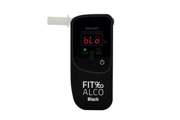 Tester trzeźwości - alkomat FITalco Black